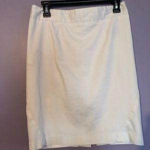 Dresses & Skirts - White pencil skirt